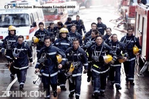 Ảnh trong phim Đội Cứu Hỏa Anh Hùng 2 - Burning Flame 2 2