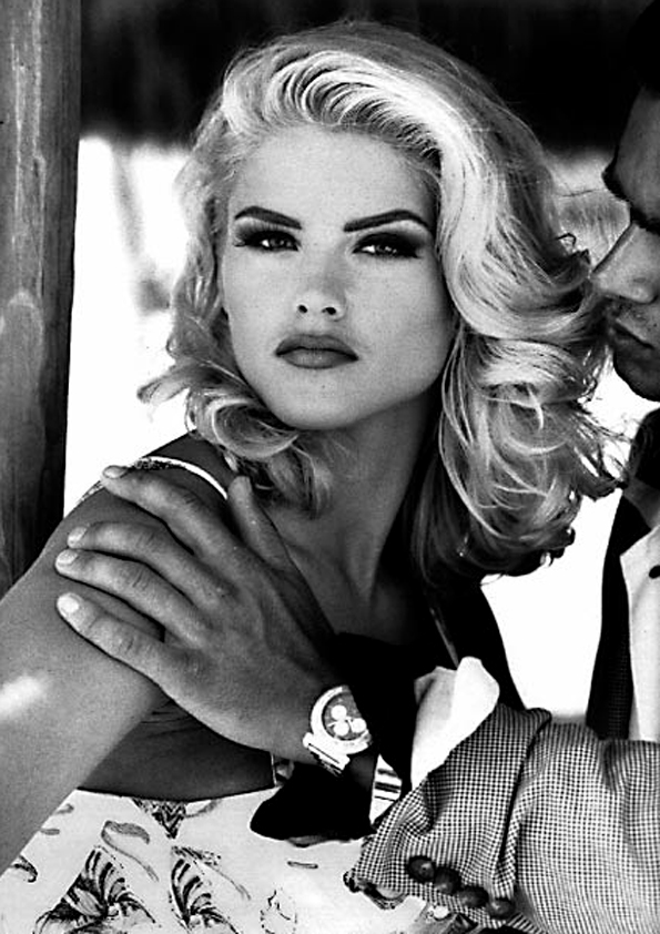 Remarkable, Anna nicole smith tan useful question