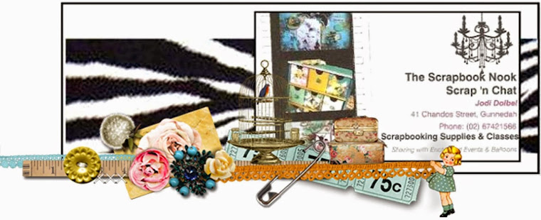 The Scrapbook Nook Scrap n Chat