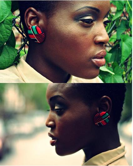 Free peoples Rebellion- african-print accessories-accessoires en pagne africain