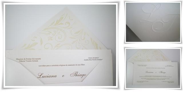 Casamento de Luciana e Thiago, Modelo Forte 10.