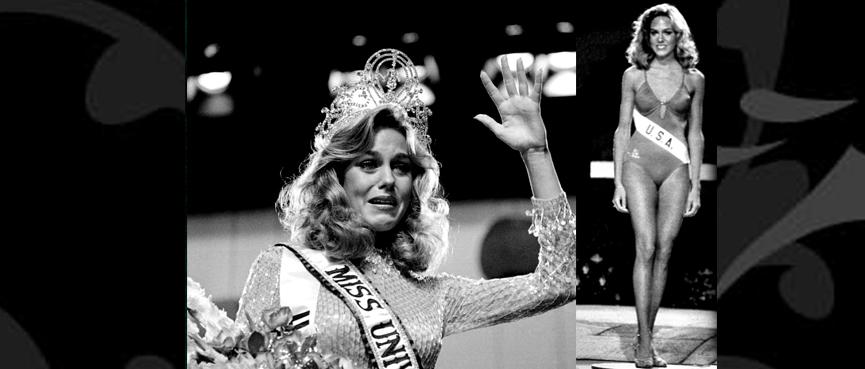 MISS UNIVERSO 1980 - SHAWN NICHOLS WEATHERLY