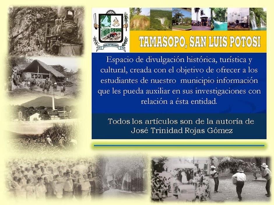 CRÓNICAS HISTÓRICAS DE TAMASOPO