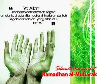 Kata-kata Menyambut Puasa Ramadhan