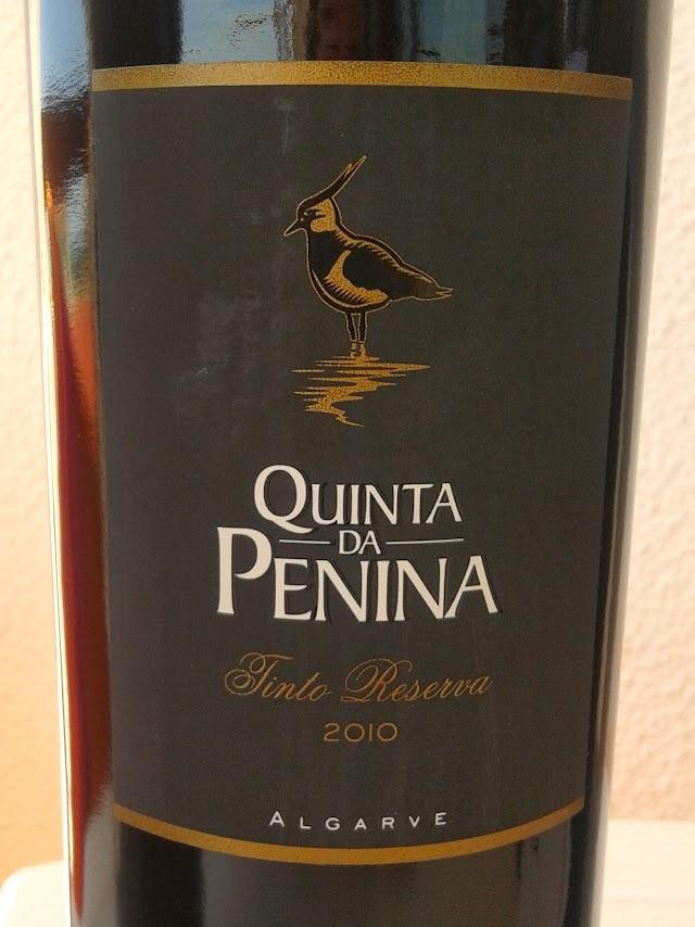 Quinta da Penina Reserva 2010 - reservarecomendada.blogspot.pt