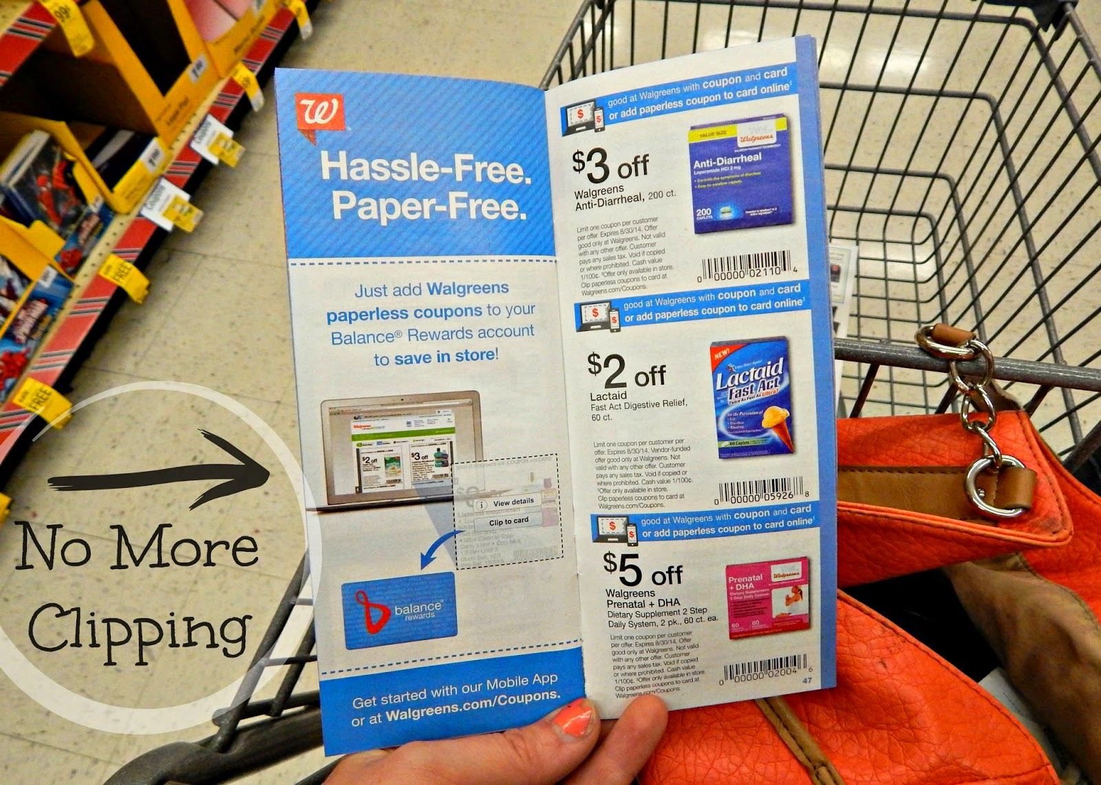 10 Things to Save with #WalgreensPaperless for Sports Seasons #shop #cbias