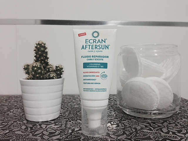 Crema Aftersun Ecran