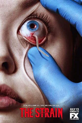 The Strain Temporada 1 (HDTV 720p Inglés Subtitulada) (2014)