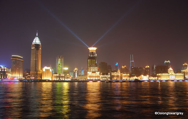 Puxi, Shanghai Skyline