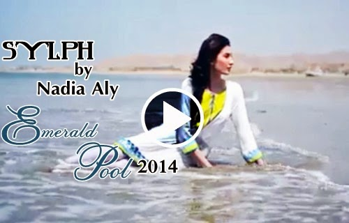 Sylph By Nadia Aly Spring Summer Collection 2014 Video