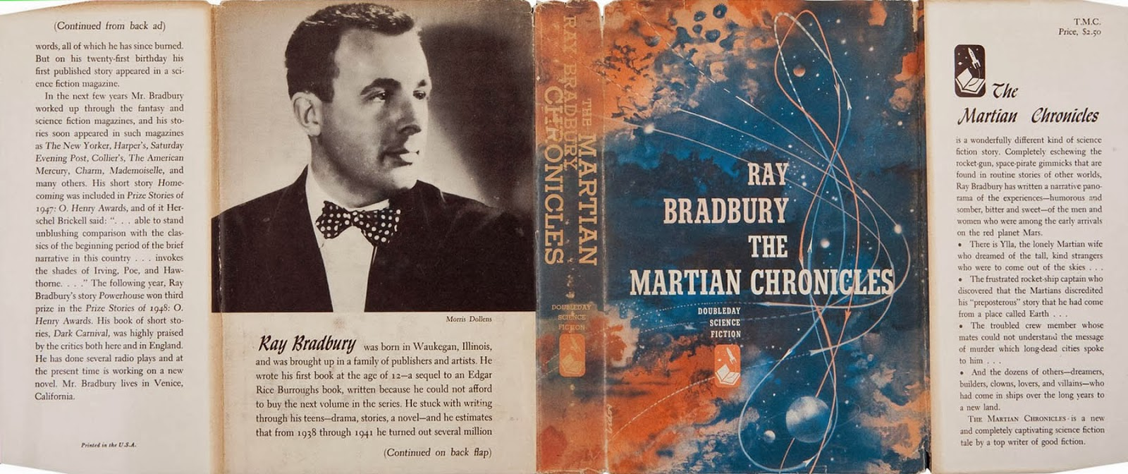 a glimpse into the life and literary works of ray bradbury Iconic author ray bradbury has died many of you know the importance ray bradbury played in my life bradbury would still be considered a literary genius.