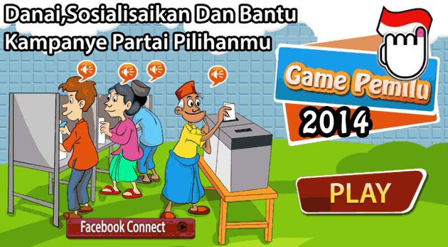 Download Game Pemilu 2014 Untuk Android, Gratis!