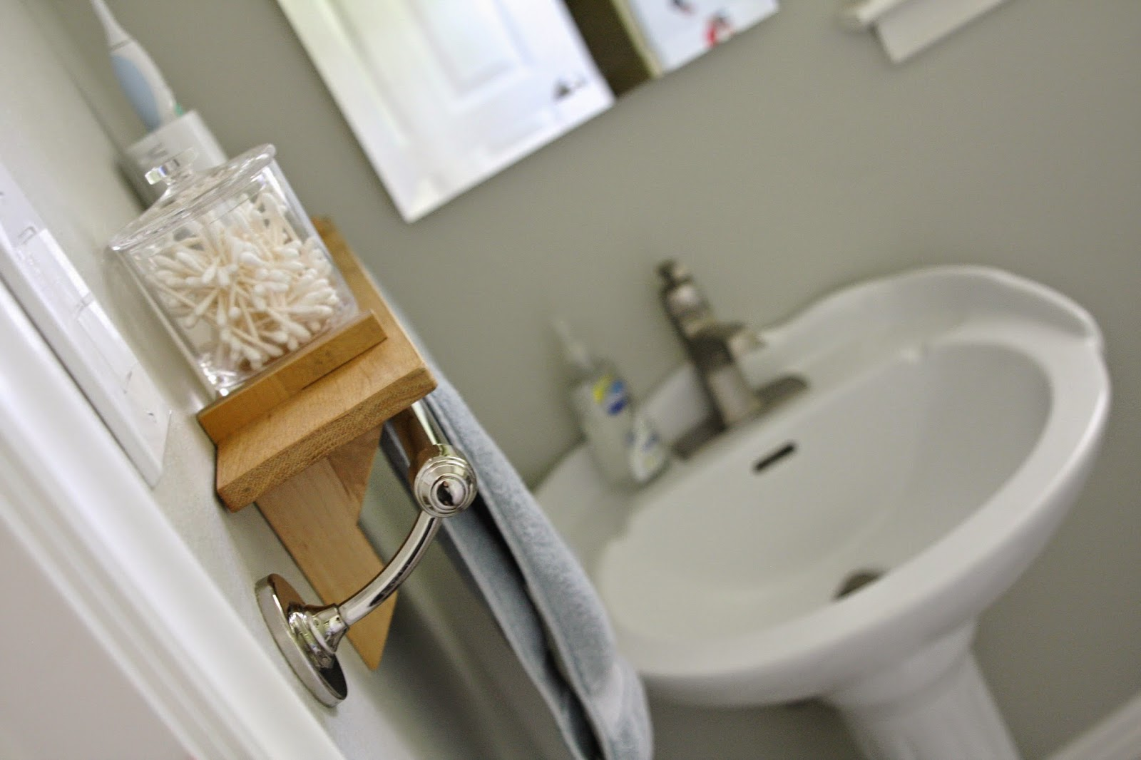 Fabulous This product is a bathroom space game changer Every bathroom needs one uor two