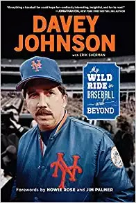 Davey Johnson & Erik Sherman's New Book