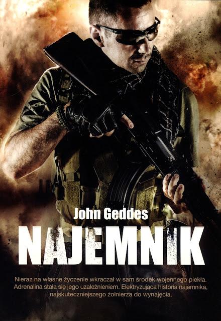 Najemnik - John Geddes