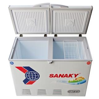 Giới thiệu tủ đông áp dụng công nghệ mới của sanaky
