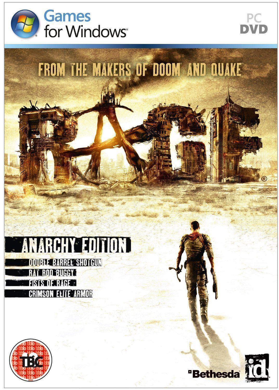 Rage Anarchy Edition