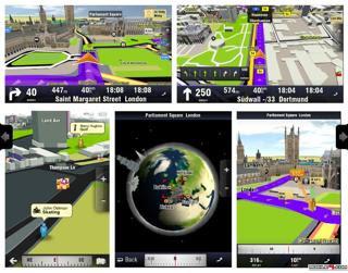 GPS 3D Aura for Samsung Galaxy S