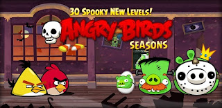 Angry Birds Seasons : Haunted Hogs
