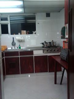 arriende apartamento amoblado con cocina amplia en Bogotá