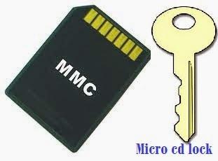 Cara Membuka Password Memory Card Micro sd