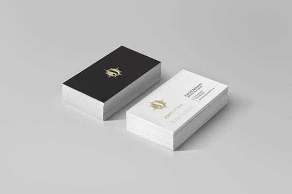 16 gold foil business cards that stand out from the pack jayce o yesta gold foil business cards colourmoves Images