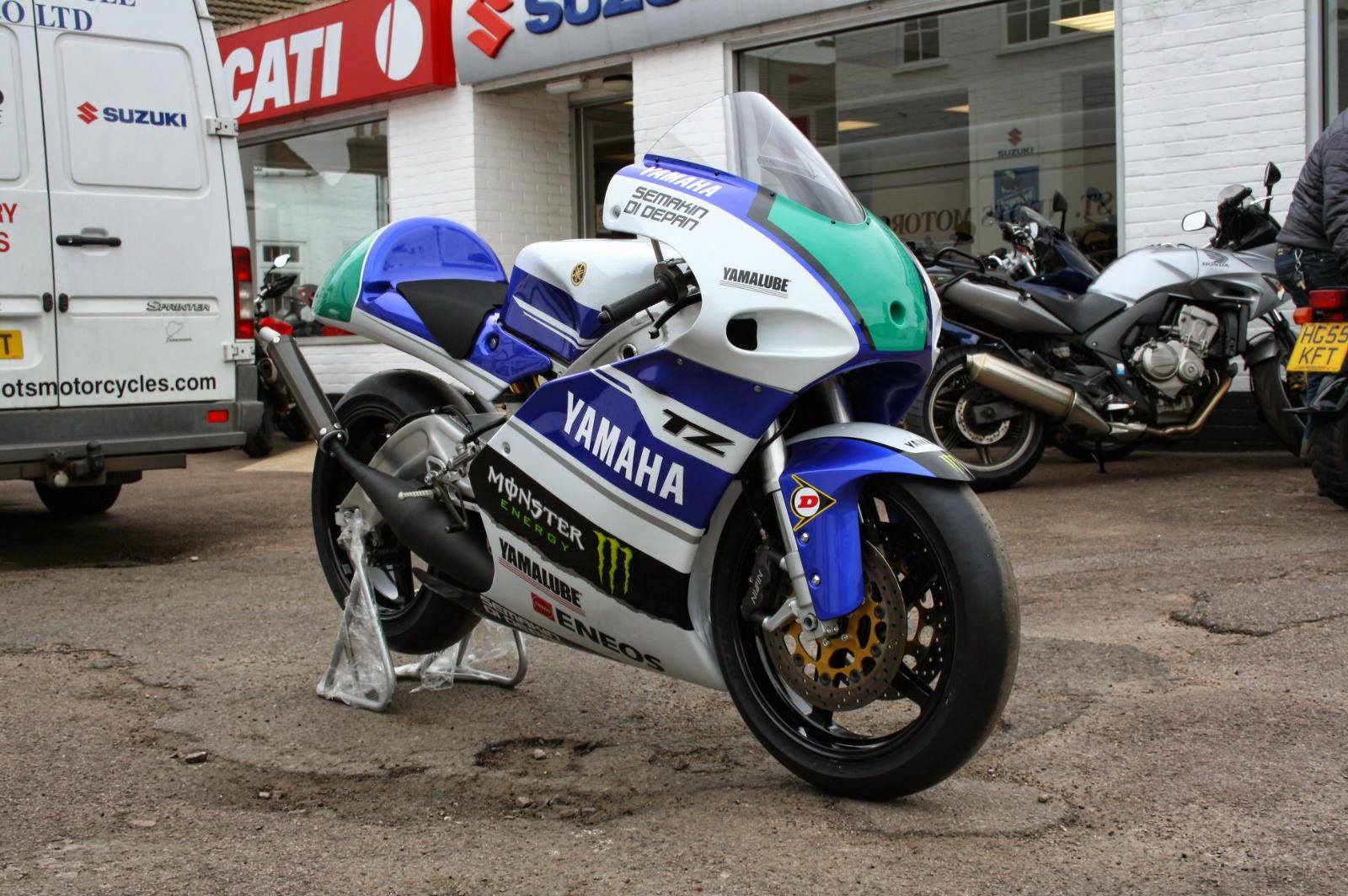 Se vende Yamaha TZ 250