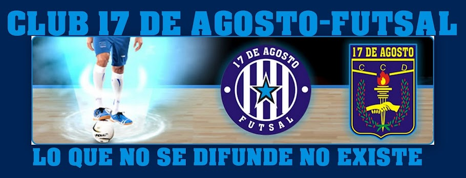 Club 17 de Agosto-Futsal