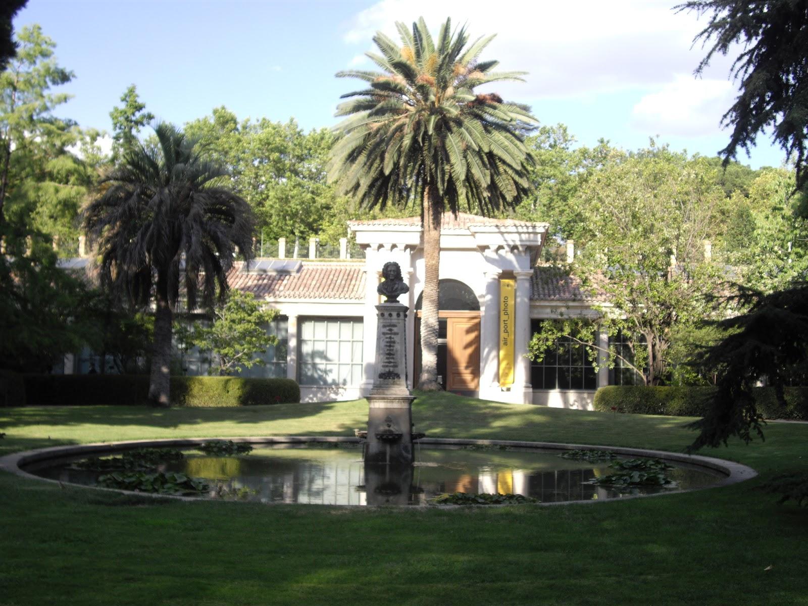 Figuras de jardin botanico imagui for Entrada jardin botanico madrid