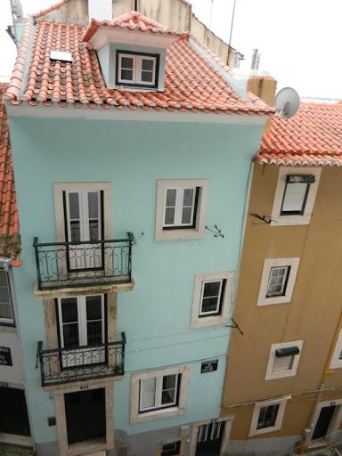 Лиссабон. улицы Алфамы
