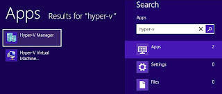 Konfigurasi Network Hyper-V Windows 8