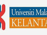 Jawatan Kosong Universiti Malaysia Kelantan 2015
