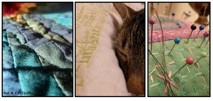 Kat &amp; Cat Quilts