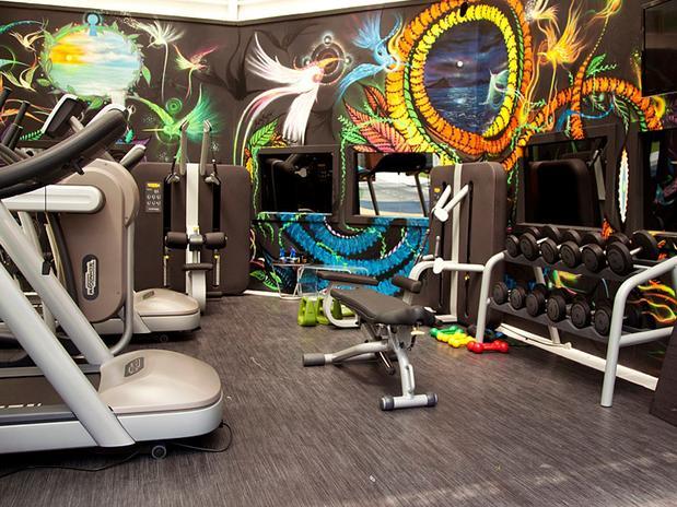 decoracao de interiores academiasQue trazem a cor e a energia certas