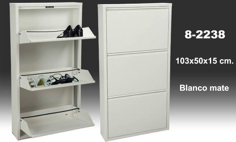 La web de la decoracion y el mueble en la red muebles for Mueble zapatero metalico