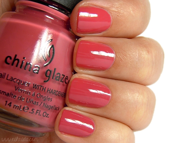 China Glaze - Sweet Cream