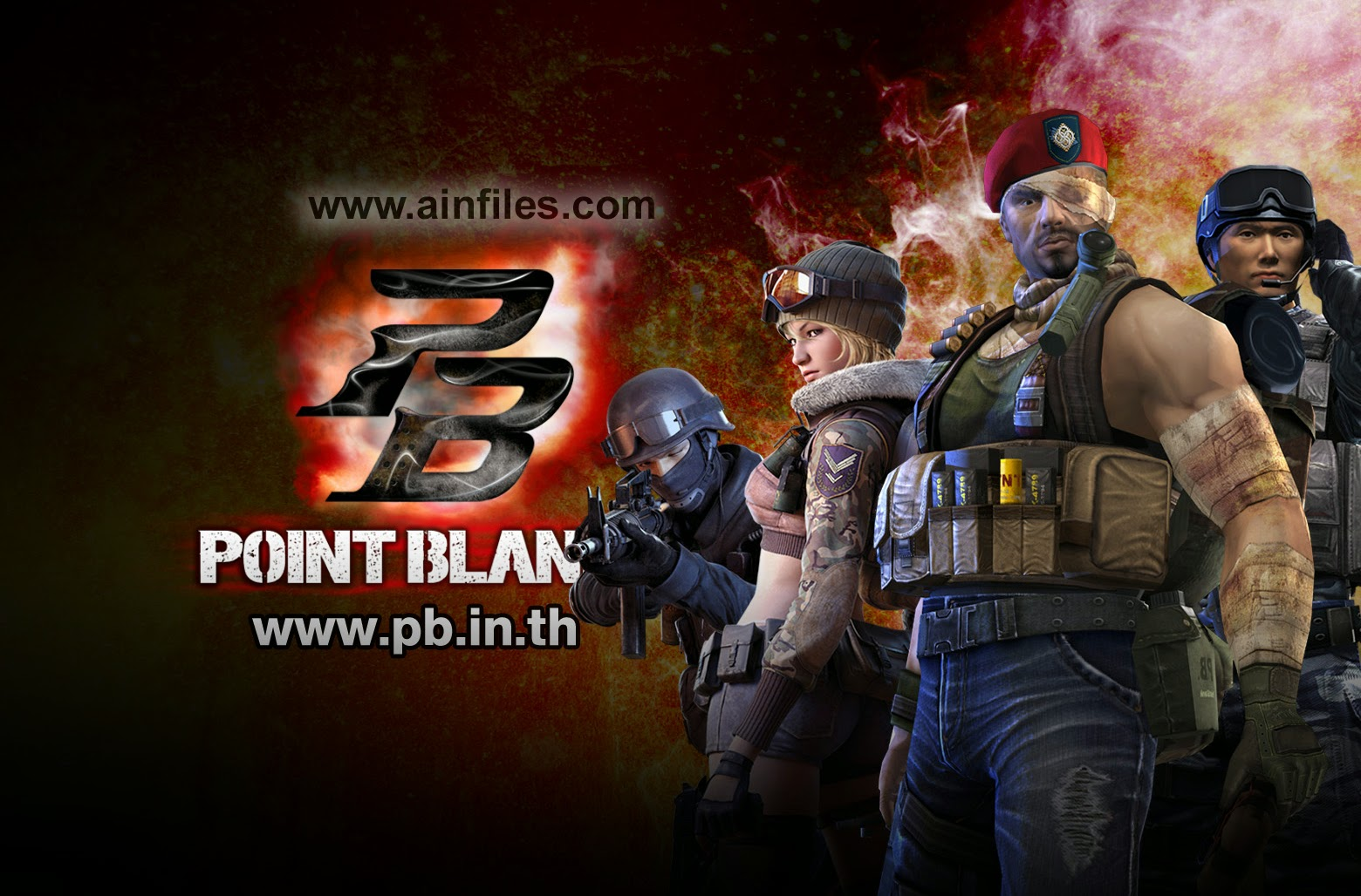 game tembak bagus Point Blank