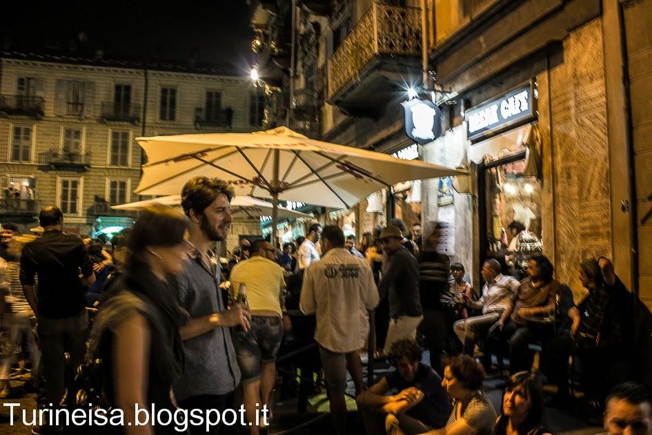 The Old Barrel Cafè, Torino