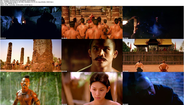 Yamada.The.Samurai.of.Ayothaya.2010.BluRay.720p.600MB.x264.Hnmovies