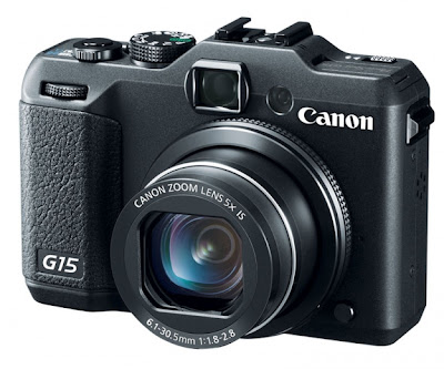 Canon PowerShot G15 hands-on Reviews and Specification