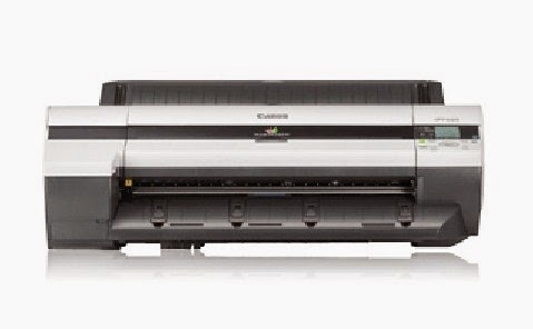 Canon iPF605 Driver Download