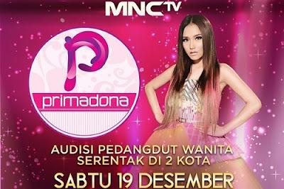 Jadwal Audisi Primadona MNCTV