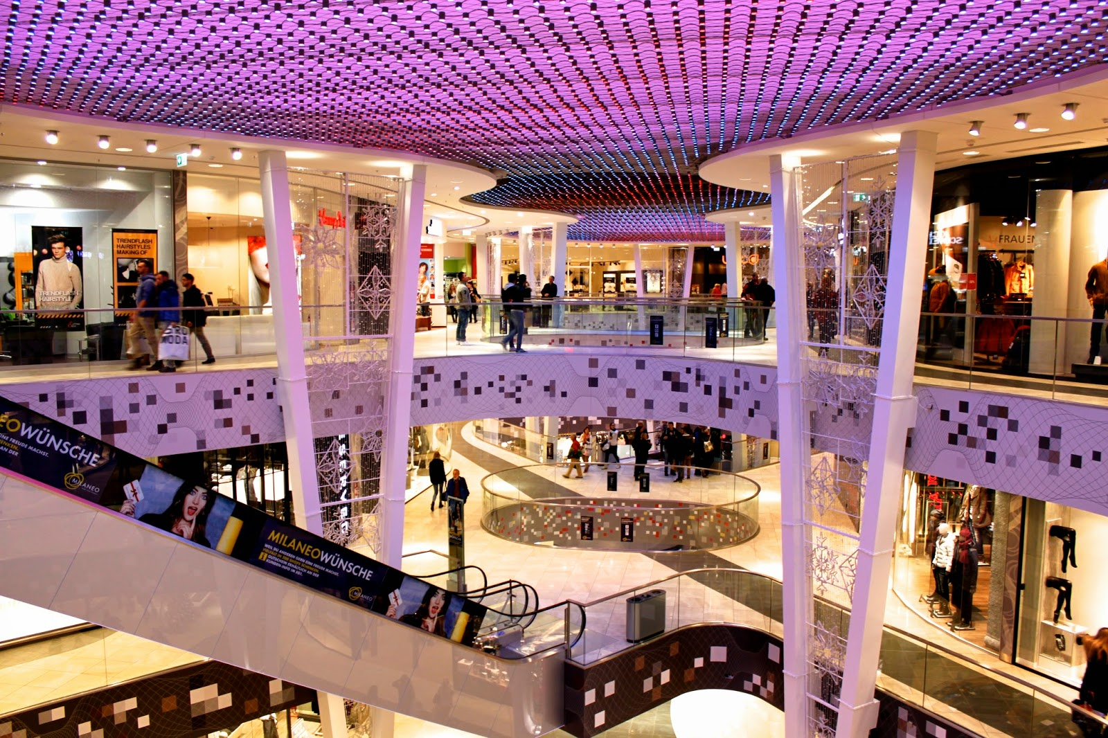 Milaneo: Stuttgarts neuer Shoppingtempel