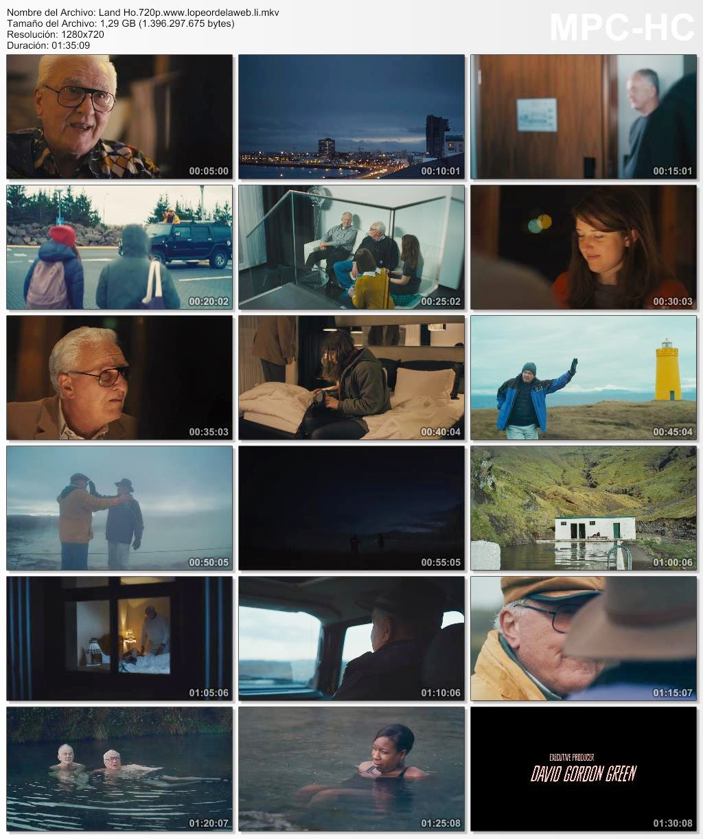 Land Ho! (2014) BRrip 720p Latino-Ingles