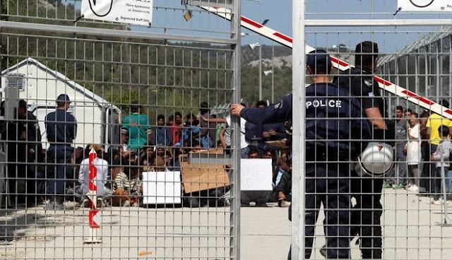 Ιρακινοί «πρόσφυγες» στην Μυτιλήνη έκλεψαν δεκάδες tablets από κατάστημα και τα πούλησαν στο hot spot!