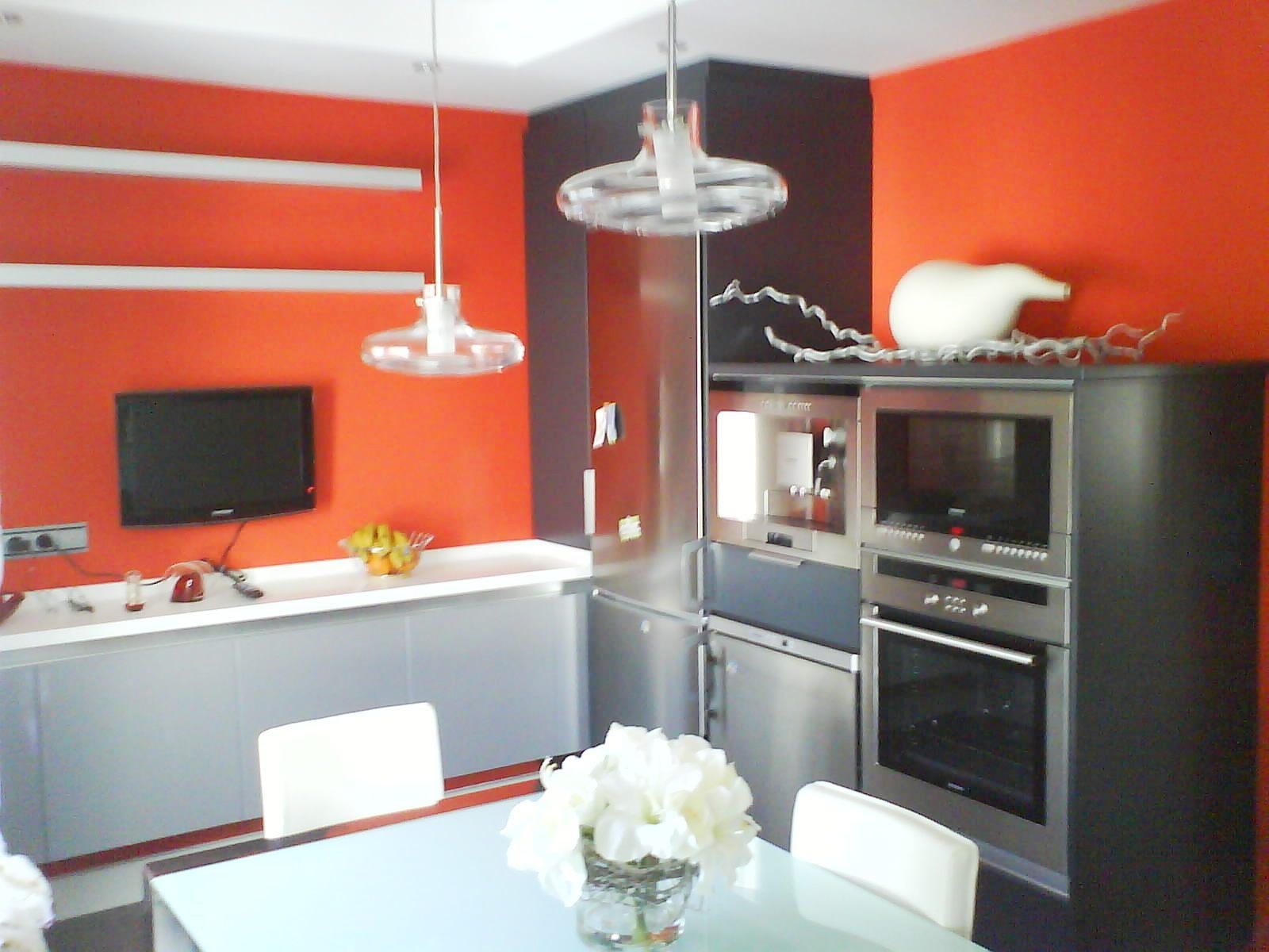 Pladur y pintura decoraci n y restauraci n - Cocinas pintadas ...