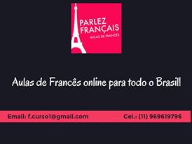 Quer aprender Francês?