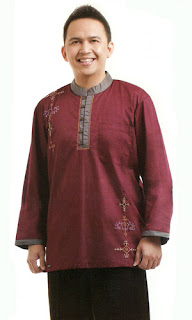 Gambar Baju Muslim Pria