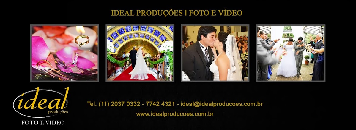 Ideal Produções I Foto e Video