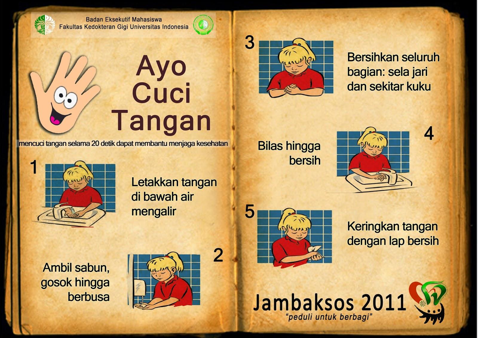 manfaat mencuci tangan bagi kesehatan